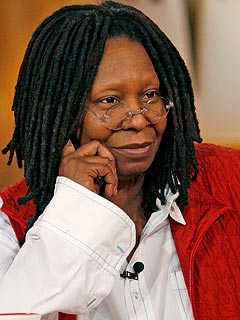 Whoopi well start our own boy scouts with gays and atheists   Bender   start my own