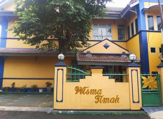 Penginapan Murah Jakarta Selatan Wisma Timah Pancoran