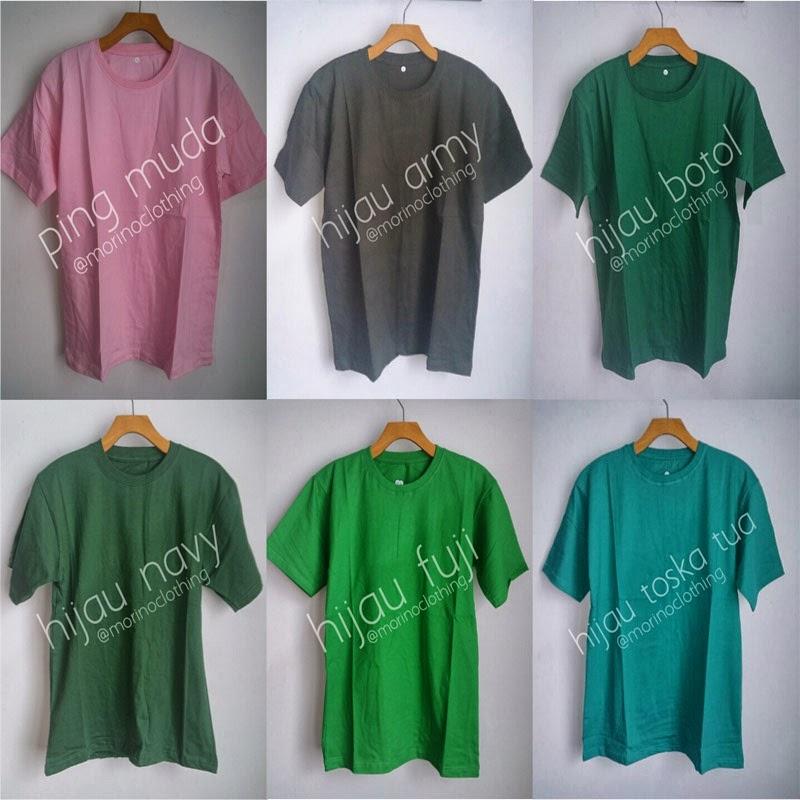 Raja Grosir Kaos Polos Murah Kaos Polos Grosir Supplier Jual Combed Distro  Jatinegara Jakarta Timur e48db91cb6