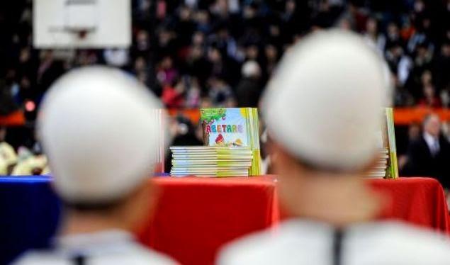 Abetarja e unifikuar në Maqedoni, pengohet nga Ligji për tekstet shkollore