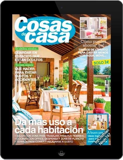 Revista cosas de casa julio 2014 espa ol da m s uso a for Cosas de casa revista decoracion