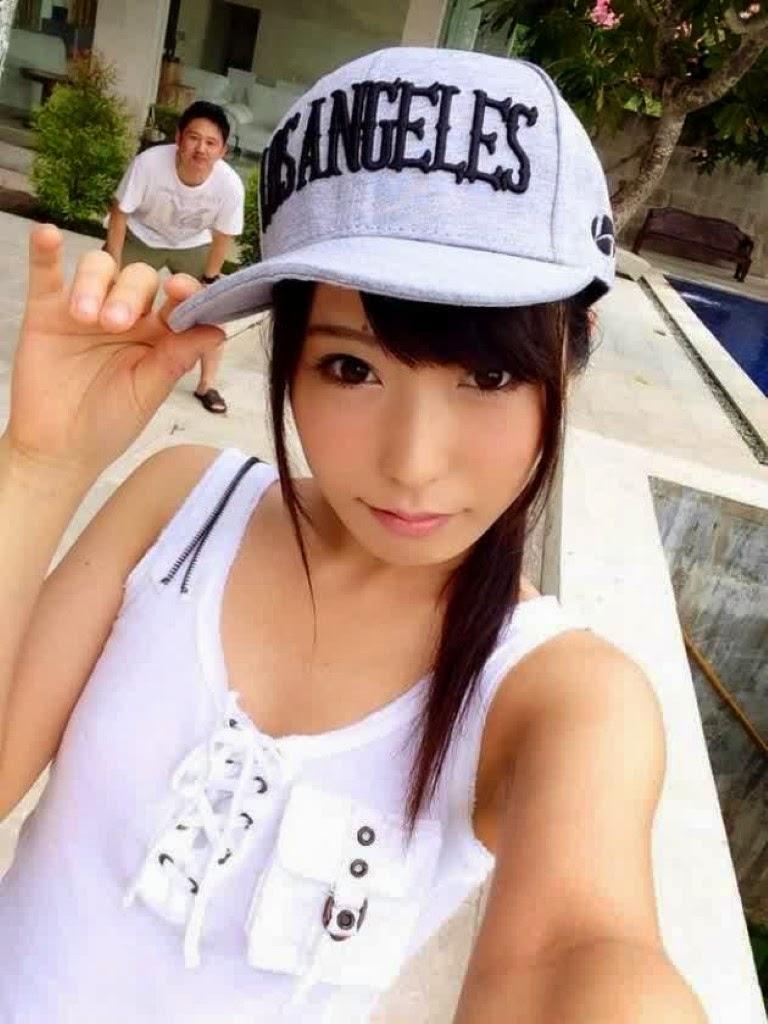 Foto Chika Arimura Bintang Porno Jepang