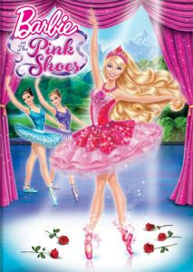 Barbie in The Pink Shoes DVDrip Latino 2013