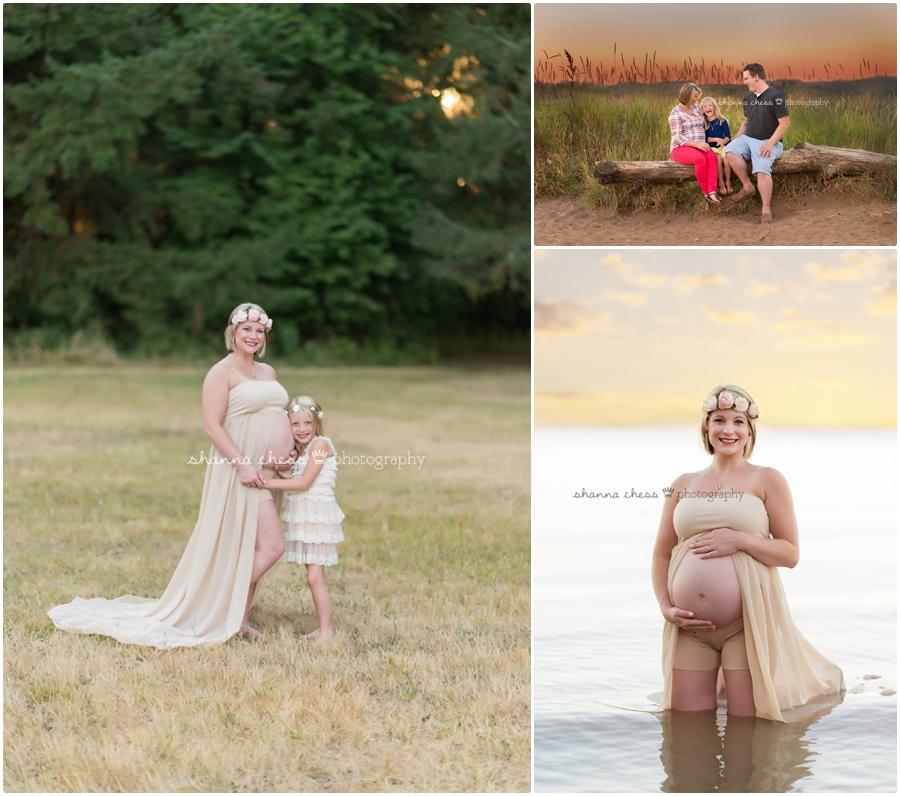 eugene springfield oregon maternity photographer family