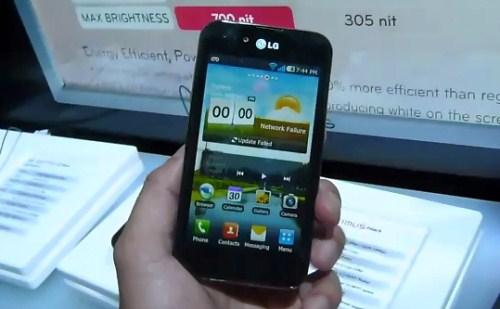 lg optimus black p970 hands on