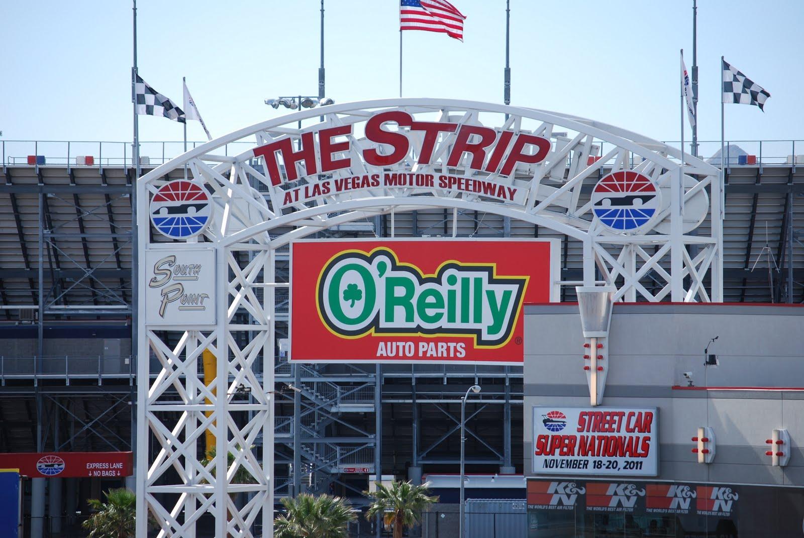 The Limo Widow Las Vegas Motor Speedway Sun Apr 3 2011