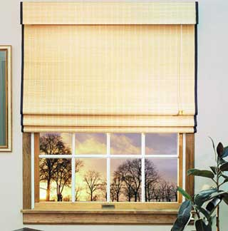 Bamboo Outdoor Roll Blinds1