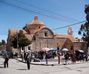 Historic City of Sucre Bolivia