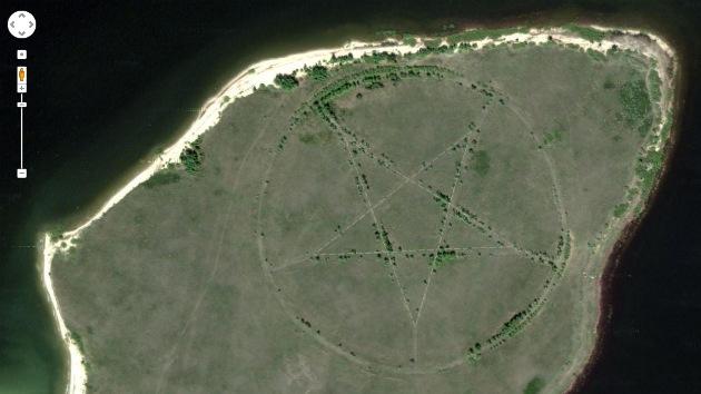 Hallan una misteriosa estrella gigante en Google Maps: ¿Barbacoa de carne humana? D6130e0316c4bad7bc327414546e95a4_article