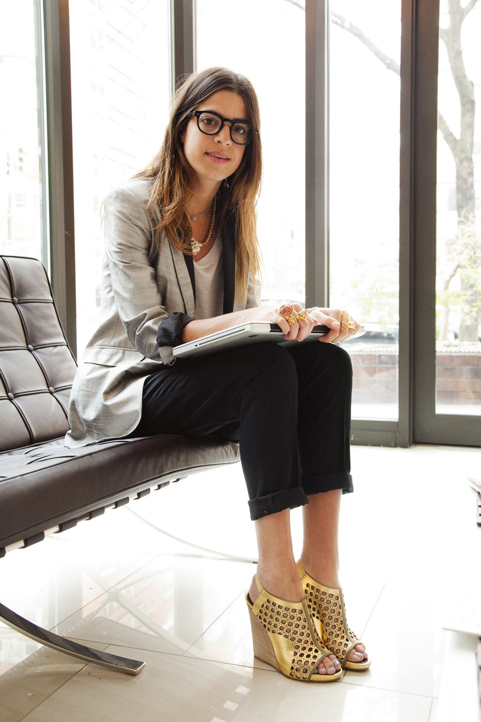 ldm imagesize:960x1440 @ Thematic Repelling: Job Interview Chic