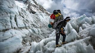 Aventura extrema en el monte Everest