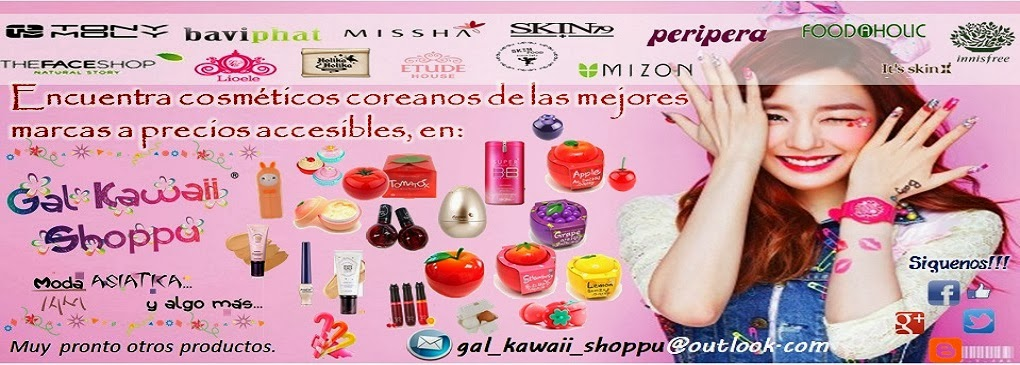Cosmeticos Coreanos México