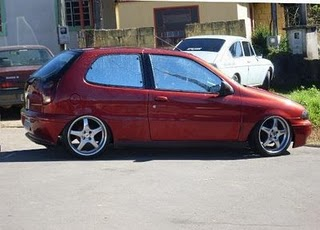 Auto Cars Project Fiat Palio Tuning