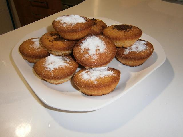 MAGDALENAS DE LA ABUELA (tradicionales)