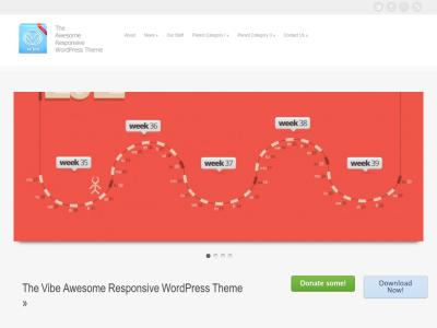 VFlex Wordpress theme