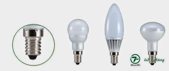 Illuminazione led sostituire lampadine e14 con led for Lampadine led modelli
