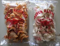 Krupuk Rajungan Khas Cirebon: Gurih, lezat dan begitu berasa rajungannya