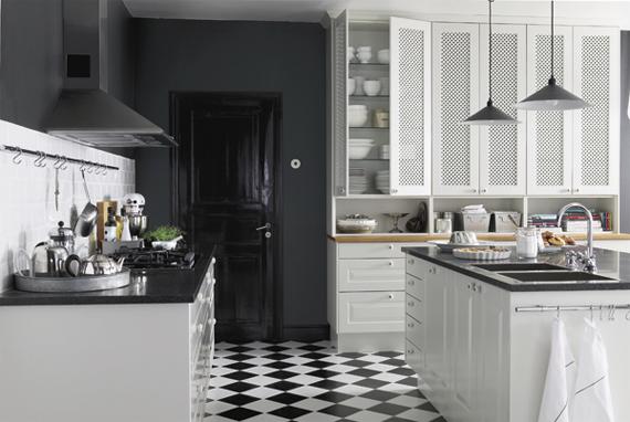 European Chic: Norwegian kitchen design