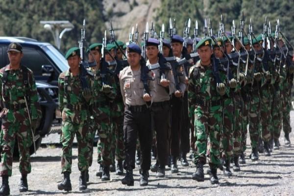 Jelang pilkada serentak, Menko Polhukam yakin TNI-Polri Loyal dan tunduk pada UU