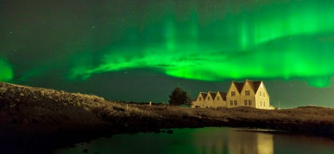 the magical northern lights in iceland will take your breath away
