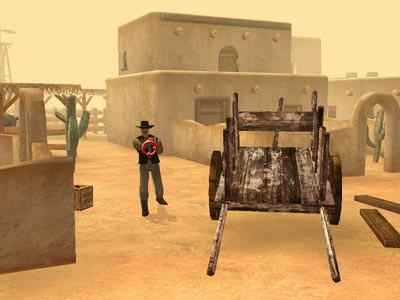 Shooter PC Game Download Wanted Guns img 3