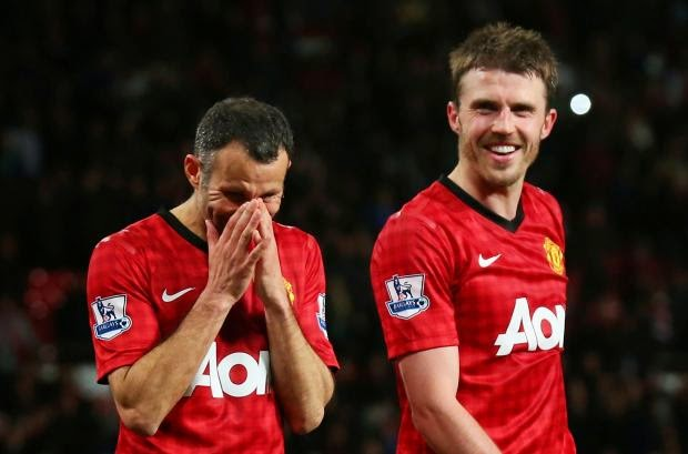 michael barrick carrick giggs