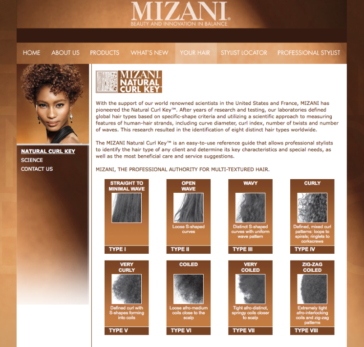 Mizani Re Works Curl Typing Curlynikki Natural Hair Care