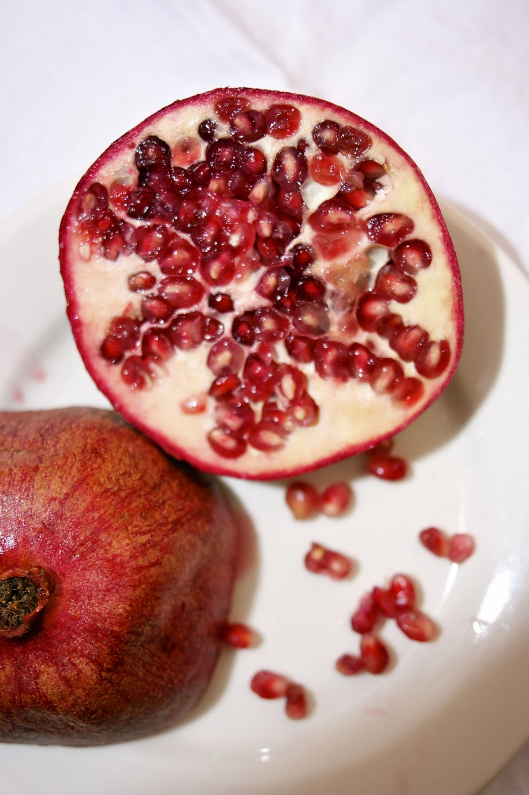 Pomegranate- simplelivingeating.com