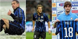 Palombo, Forlan dan Poli Masuk Inter Milan Liga Champions