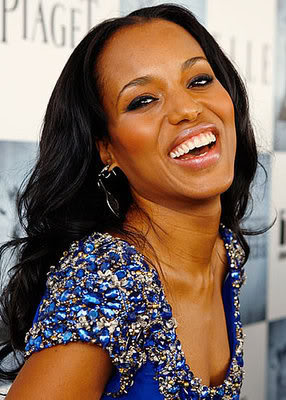 Actress Kerry Washington attends the 23rd Annual Screen