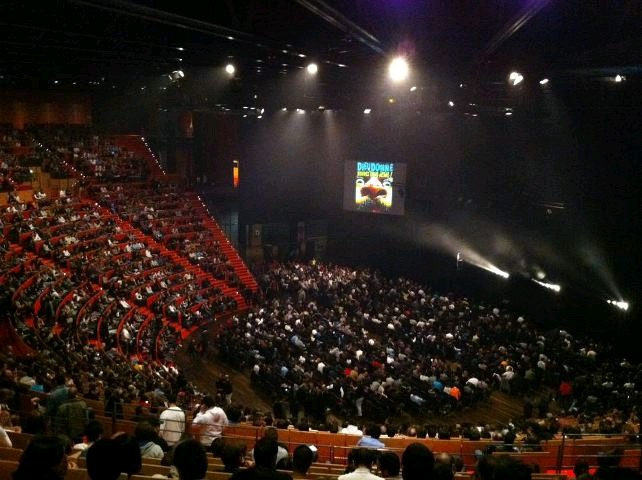 salle spectacle a lyon