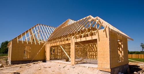 Credibio ossature bois for Construction de maison bois
