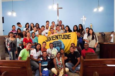 Jovens de Minas Gerais se reúnem no 2º Encontro Estadual da Juventude Missionária