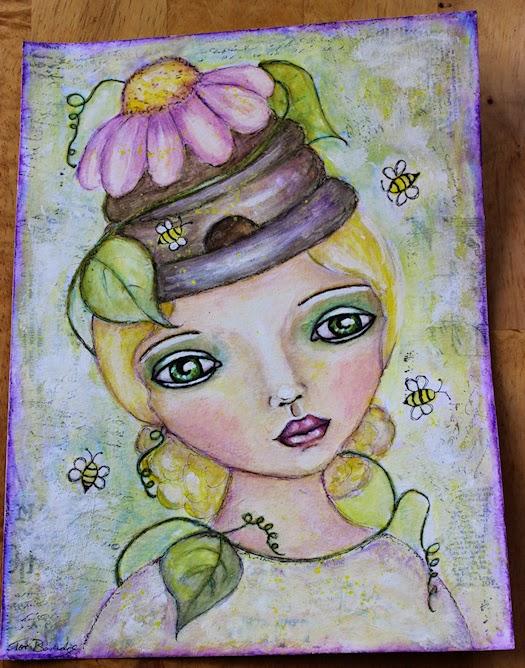 The Beekeeper by Tori Beveridge 2015