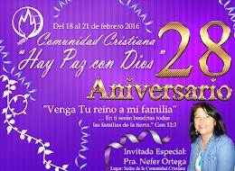 XXVIII Aniversario