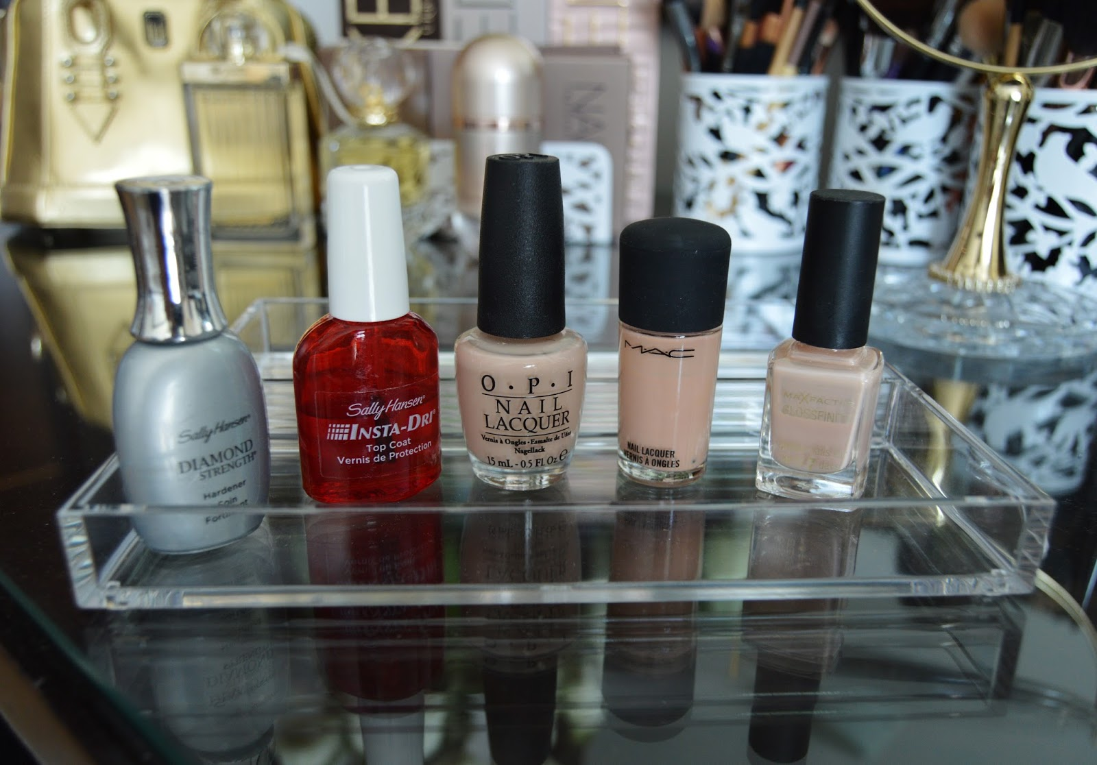 All About My Nails | LAURA BADURA