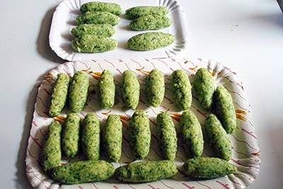 Crocchette di patate e broccoli 7