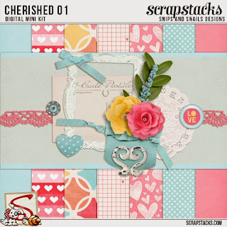 Cherished by Snips and Snails Designs
