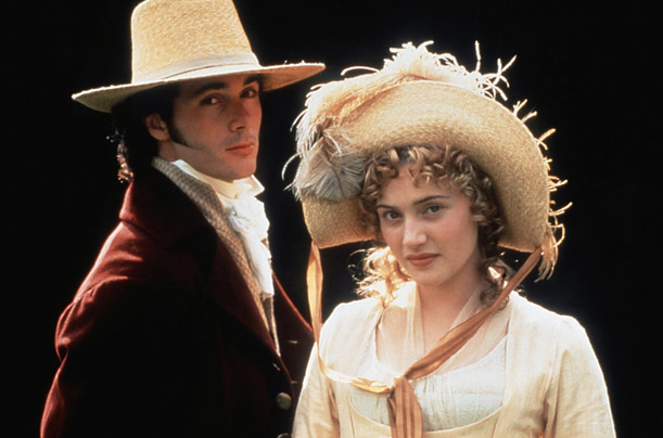 Oh the hats of sense and sensibility