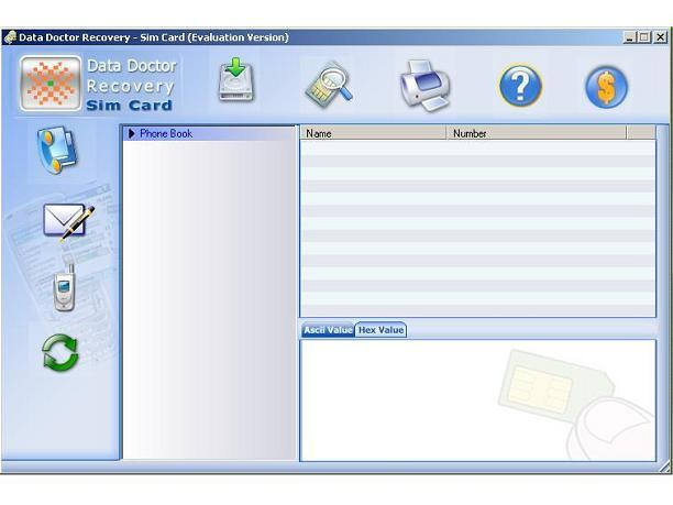 Sim Card Data doctor Recovery v3.0.1.5 + serial. data doctor