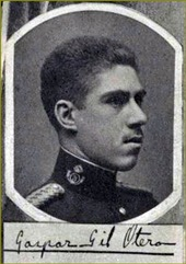 Teniente Gaspar Gil Otero