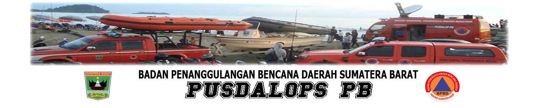 Pusdalops PB Provinsi Sumatera Barat