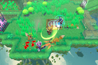 Spiral Knights is a free-to-play 3D fantasy browser based game for Mac with a retro-inspired visual style.