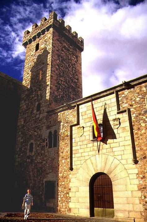 Torre de las Cigüeñas.
