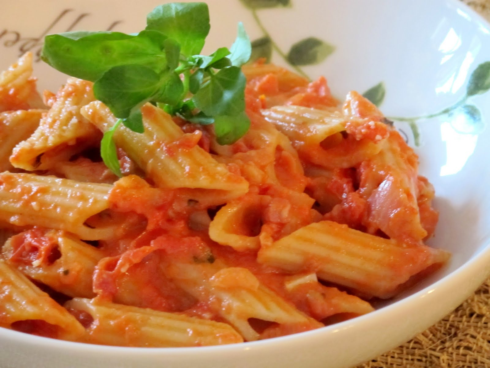 A Toast to Taste: Penne alla Vodka