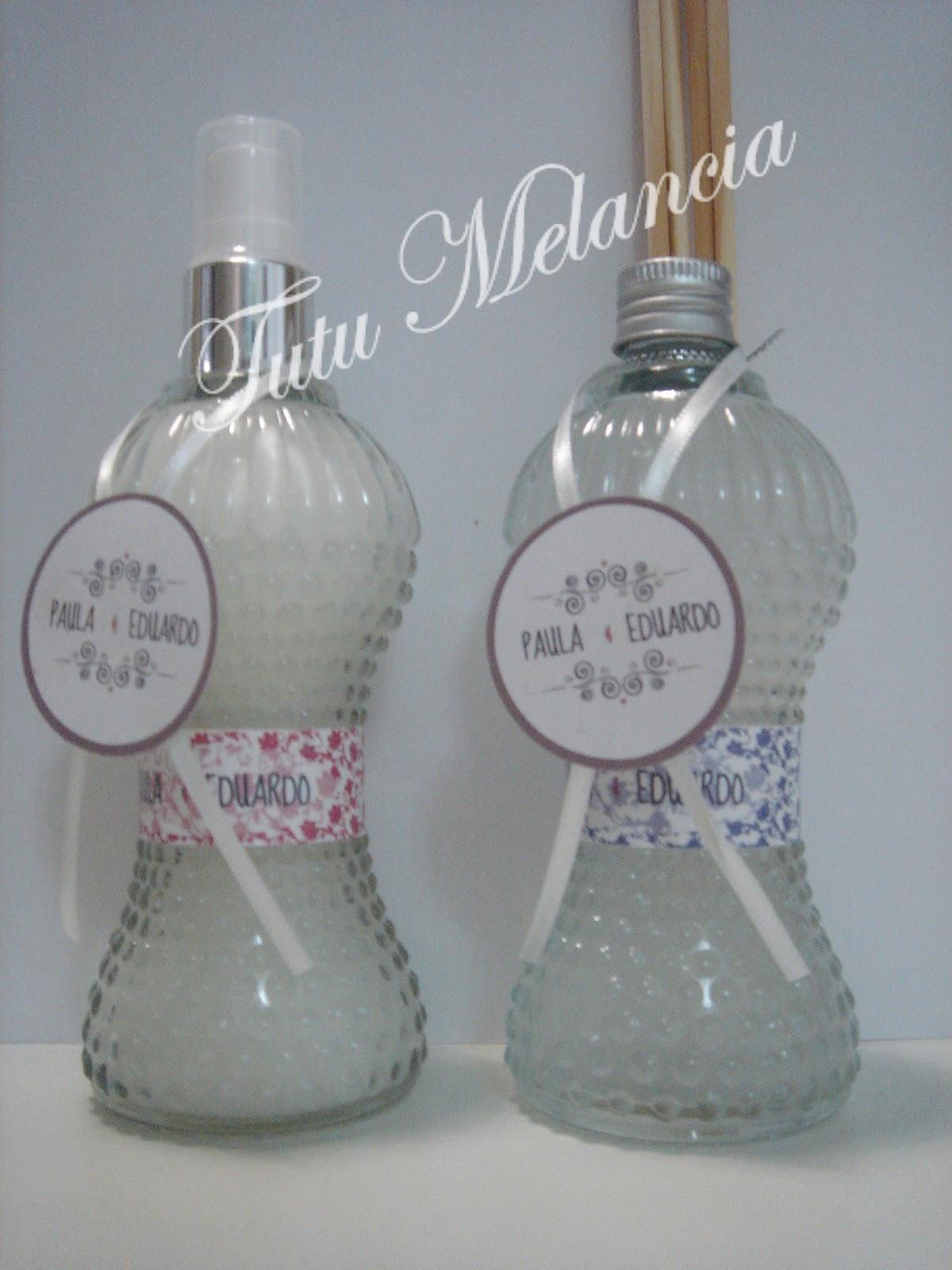 Melancia Lembrancinhas Personalizadas: Kit toillete para Casamento #73614B 1200 1600