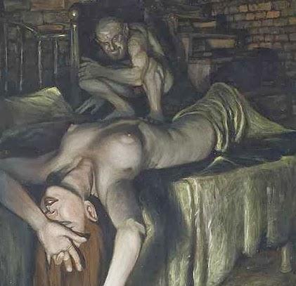 Ncubo O Dem Nio Seual Masculino Que Ataca As Mulheres Noite