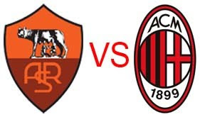 Prediksi Skor AS Roma vs AC Milan 23 Desember 2012