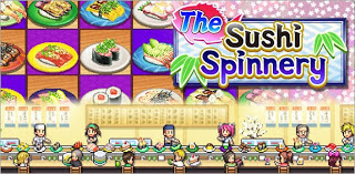 [Android] The Sushi Spinnery v1.0.5 Full Apk