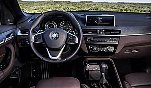 2017 BMW X1 Redesign, Release and Price